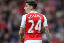 Arsenal gotowy sprzedać Hectora Bellerina
