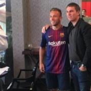 Arthur wzmocni FC Barcelonę
