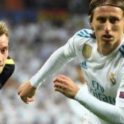 Luka Modrić w kadrze Realu Madryt na mecz z Atletico, transfer do Interu raczej niemożlwy