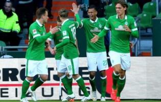 FC Koln przegrywa w Bremie