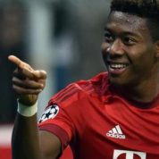 David Alaba blisko Barcelony