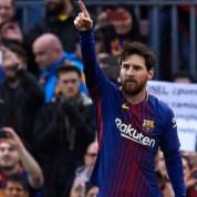LM: Barcelona z awansem do 1/4 Ligi Mistrzów, koncert Messiego