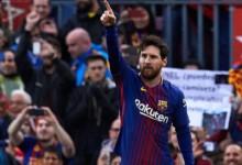 Król Messi z kolejnym hattrickiem i trzema punktami dla drużyny