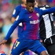 Ousmane Dembele nie pojedzie na EURO 2020, FC Barcelona szuka napastnika