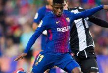 Ousmane Dembele myśli o opuszczeniu Dumy Katalonii