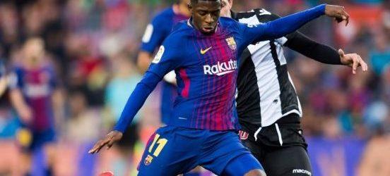 Dembele: Nie opuszczę Barcelony po jednym sezonie