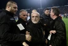 Rozgrywki Ligi Greckiej zawieszone!