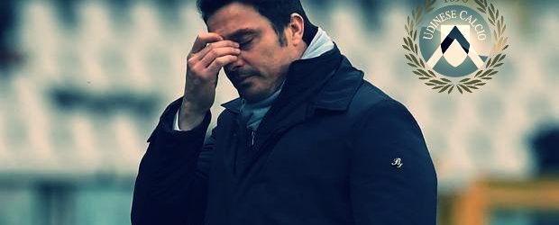 Massimo Oddo na wylocie. Ale trzeba podnieść Udinese z kolan