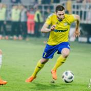Luka Zarandia opuści Arkę Gdynia