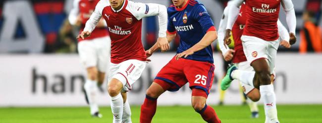 UEFA: Mecz Arsenalu w LE niezagrożony
