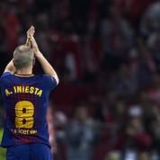 Andres Iniesta: Wykluczam jeden kierunek