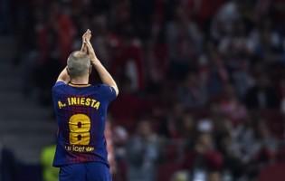Oficjalnie: Andres Iniesta zawodnikiem Vissel Kobe