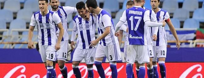 Rozdawanie prezentów nie przynosi punktów – zwycięstwo Realu Sociedad
