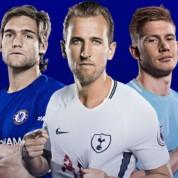 Pięciu piłkarzy Manchesteru City w drużynie roku Premier League