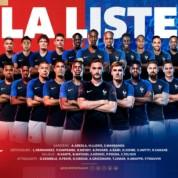 Didier Deschamps podał kadrę Francji na Mundial. Są niespodzianki!