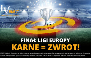 Finał Ligi Europy: Karne = zwrot!