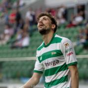 LOTTO Ekstraklasa: Lechia Gdańsk remisuje z Zagłębiem Lubin
