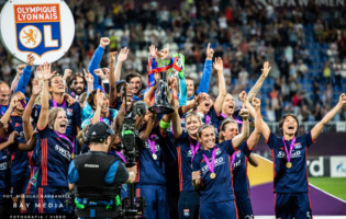 VFL Wolfsburg – Olympique Lyon | UEFA Women's Champions League Final 2018 [PHOTOREPORT]