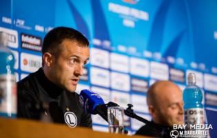 Radović wraca do treningów