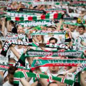 Legia: Ewentualne świętowanie w poniedziałek