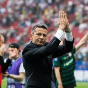 Dean Klafurić zwolniony z Legii Warszawa