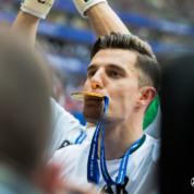 Oficjalnie: Chris Philipps odszedł z Legii Warszawa