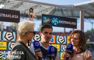 Gala Ekstraklasy: Carlitos piłkarzem oraz napastnikiem sezonu