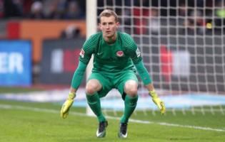 Lukas Hradecky w Bayerze Leverkusen