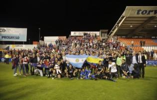 SC Huesca awansowała do La Liga