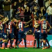 Pierwsza porażka Barcelony w sezonie! Kapitalny występ Levante i Espanyolu