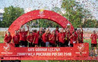 Górnik Łęczna – Czarni Sosnowiec | Finał Pucharu Polski Kobiet 2018 [FOTOGALERIA]