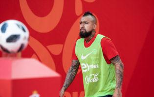 Juventus myśli o powrocie Artura Vidala