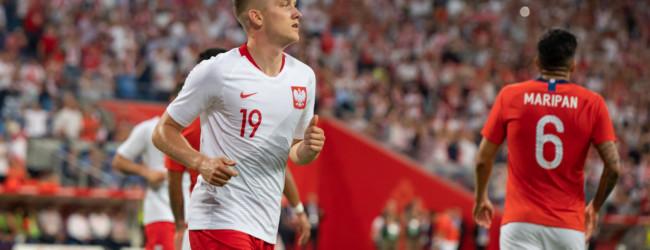 Zieliński: Staram się przekonać do siebie trenera