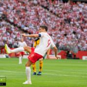 Polska wysoko wygrywa z Litwą
