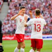 Maciej Rybus nie zagra w ostatnim meczu eliminacji EURO 2020