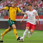 Dawid Kownacki nie przyjedzie na zgrupowanie reprezentacji Polski