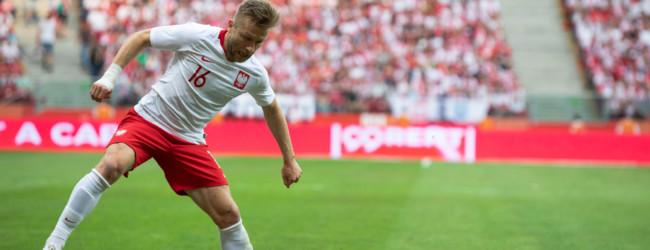Jakub Błaszczykowski zagra dzisiaj setny mecz w kadrze