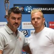 Olaf Nowak przedłużył kontrakt z Zagłębiem Lubin