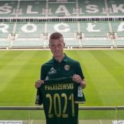 Maciej Pałaszewski przedłużył kontrakt ze Śląskiem Wrocław