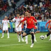 Kadra Hiszpanii na mecze z Norwegią i Szwecją