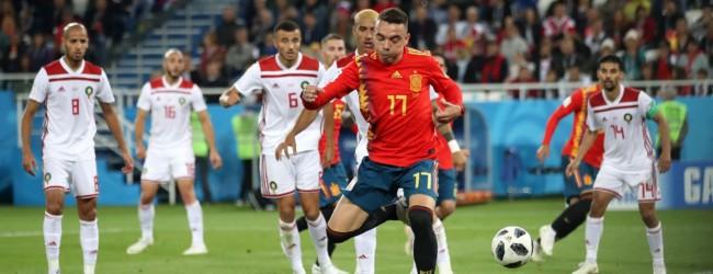 Powołania do reprezentacji Hiszpanii