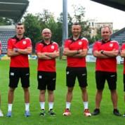 Beniaminek Lotto Ekstraklasy przedłużył kontrakt z trenerem