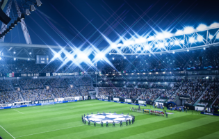 UEFA Champions League trafi do gry EA Sports FIFA 19