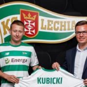 Oficjalnie: Jarosław Kubicki w Lechii Gdańsk