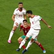 Słodko-gorzka przystawka przed hitem. Iran wygrywa z Marokiem