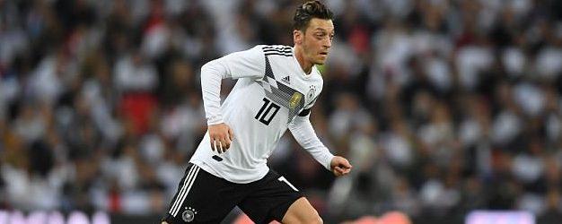 Özil: Nie obchodzi mnie, co ludzie o mnie myślą
