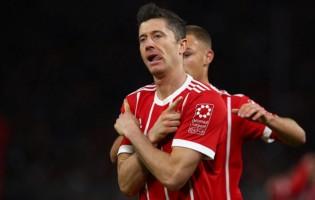 Liga Mistrzów: Mocny początek Roberta Lewandowskiego