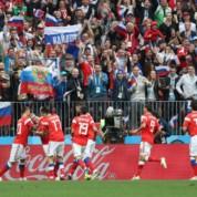 Rosyjskie armaty odpalone! 9. goli na stadionie w Sarańsku