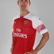 Stephan Lichtsteiner w Arsenalu FC