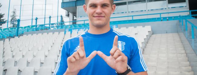 Karol Angielski piłkarzem Nafciarzy